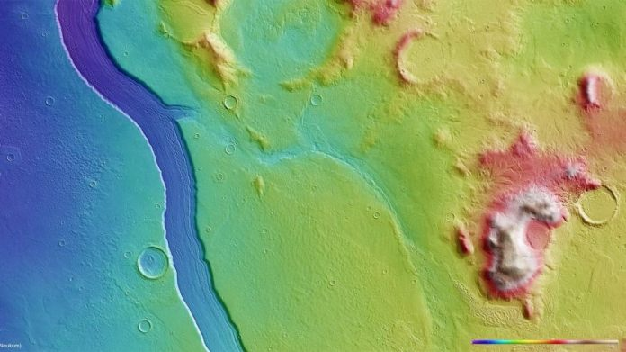 Marte era coberto de gigantescos rios e lagos, descobrem cientistas