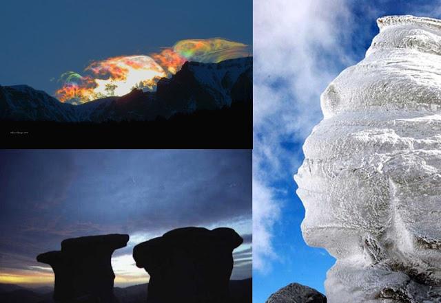 Fenômenos celestes raros são vistos ao redor do mundo 5