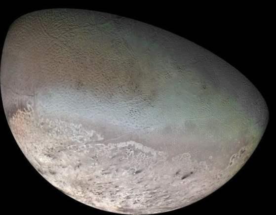 NASA quer encontrar pistas de vida extraterrestre em lua de Netuno - Tritão