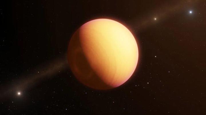 Astrônomos conseguem olhar diretamente um exoplaneta graças à uma nova técnica de telescópio 1