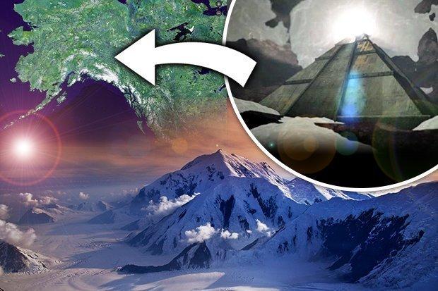 Pirâmide no Alasca