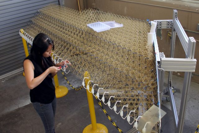 Nova tecnologia de asa poderá revolucionar a indústria aeronáutica - NASA/MIT 2
