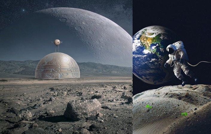 Asteroides incomuns podem ser estações espaciais extraterrestres