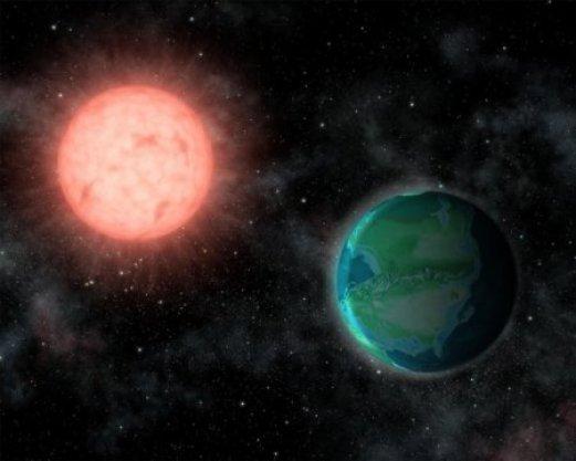 A vida pode estar evoluindo agora mesmo nos exoplanetas mais próximos