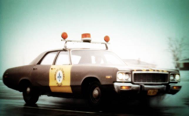 auto patrouille SQ 1973
