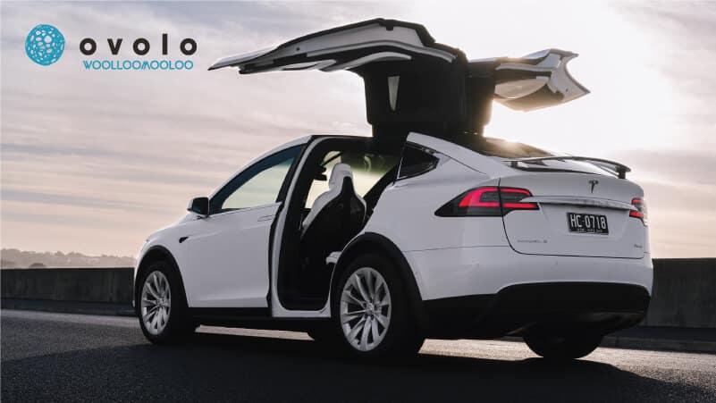 Ovolo Woolloomooloo Amp Tesla Model X Evoke Transfers