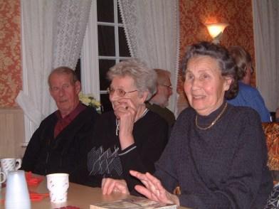 Torolf Bentsen, Gerd(?)Greibesland, Thelma Bentsen