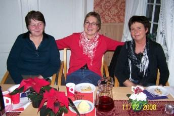 Anne Fjellestad, Åshild Sangesland Strædet og Anne Guri Jåtun