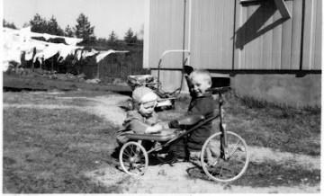 Jan Vidar og Tom Åge Besteland