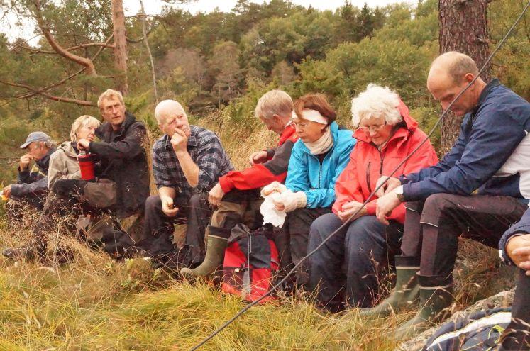 ??, Anne Britt og Kjell Greibesland, Hans Bransdal, Ole Per Strædet, Åshild Sangesland, Solveig Sangesland, Terje Sangesland.