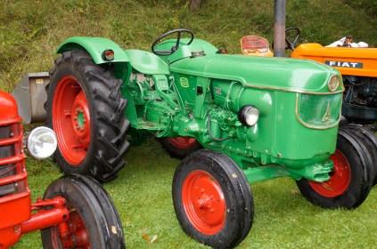 Magirus - tysk traktor. For mange kanskje mest kjent som lastebil.