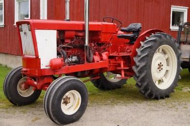Også en stor traktor: IHI International.