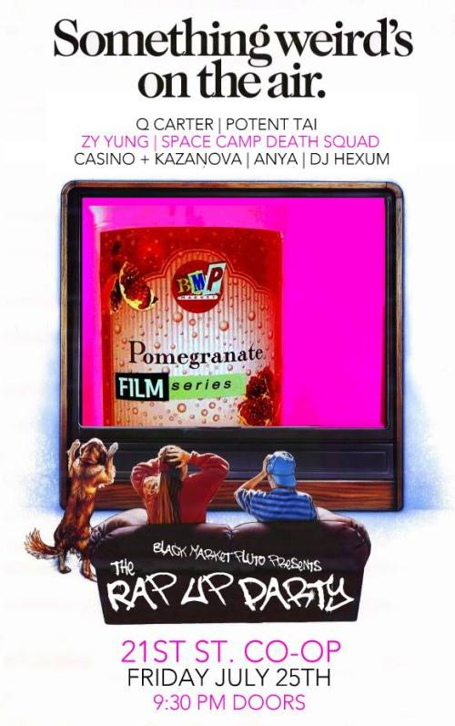 Pomegranate 21st Co-Op