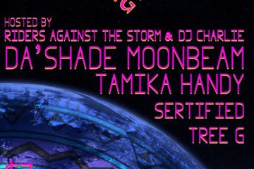 Tipping Point Riders Against the Storm DJ Charlie Da'Shade Moonbeam