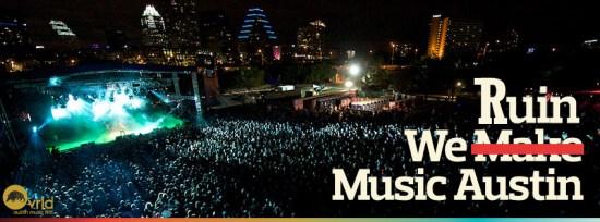 Ruin Music Austin
