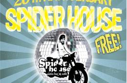 Spider House 20th Anniversary