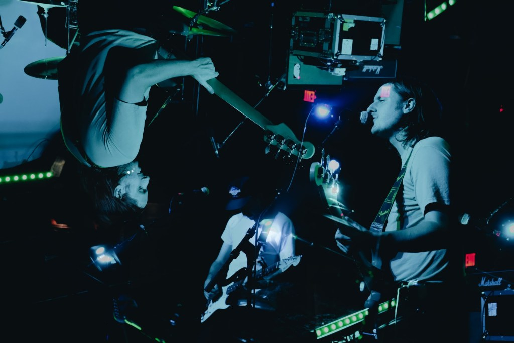 The Hotelier at Empire Control Room