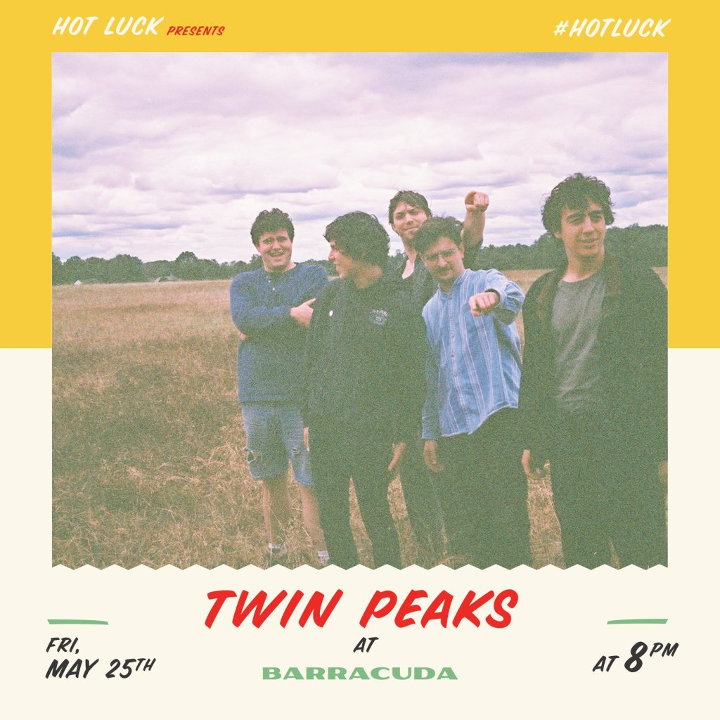 Twin Peaks Hot Luck