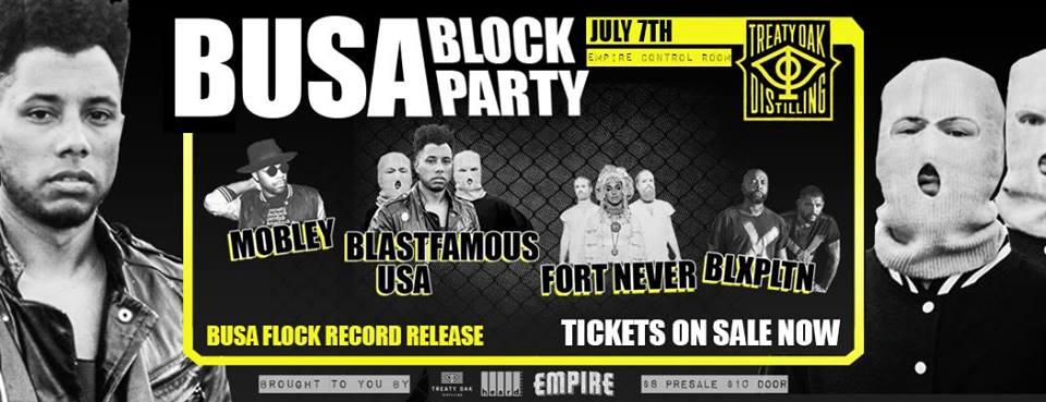 Blastfamous USA Block Party Empire
