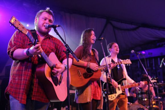 Of Monsters and Men @ Stubb's