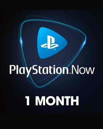 1 Month PS NOW