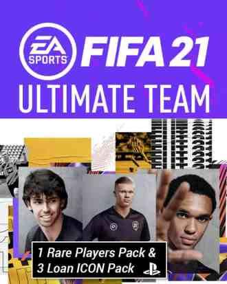 FIFA 21 FUT PACK
