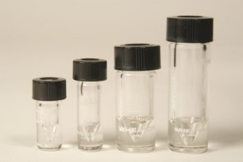Micro-Product Vials