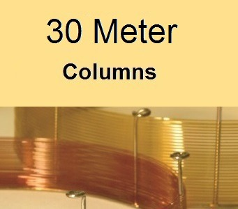 30 Meter Carbowax 20M Capillary Columns