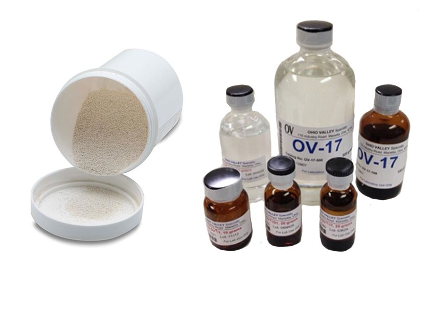 GC Stationary Phases, Solid Supports and Silylation Reagents - Ohio Valley Specialty Company