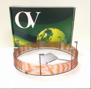 15 Meter x 0.25 mm ID x 8 um OV-PLOT Q PLOT Column