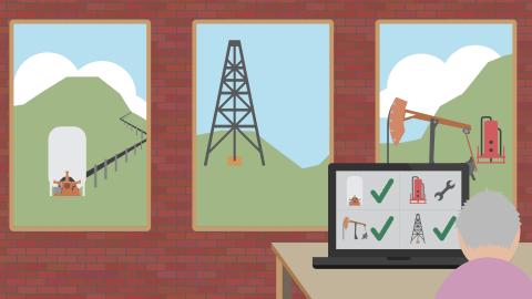 Oilfield Coordination