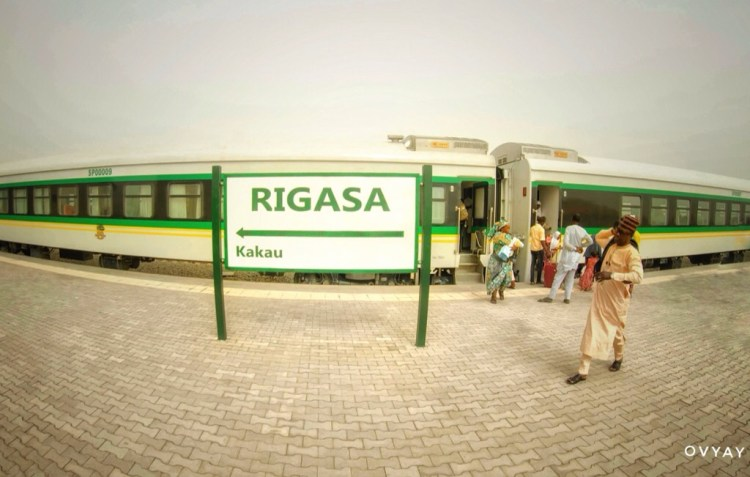 Rigasa Train Station