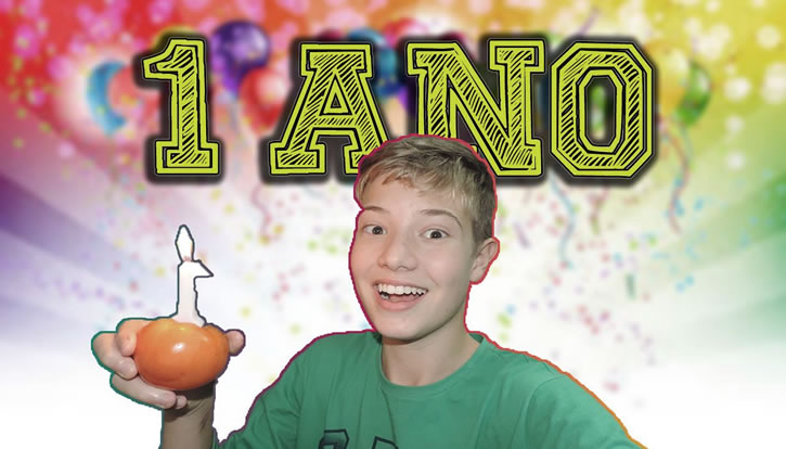 Minha História no YouTube