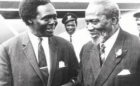 Obote and Kenyatta image DN