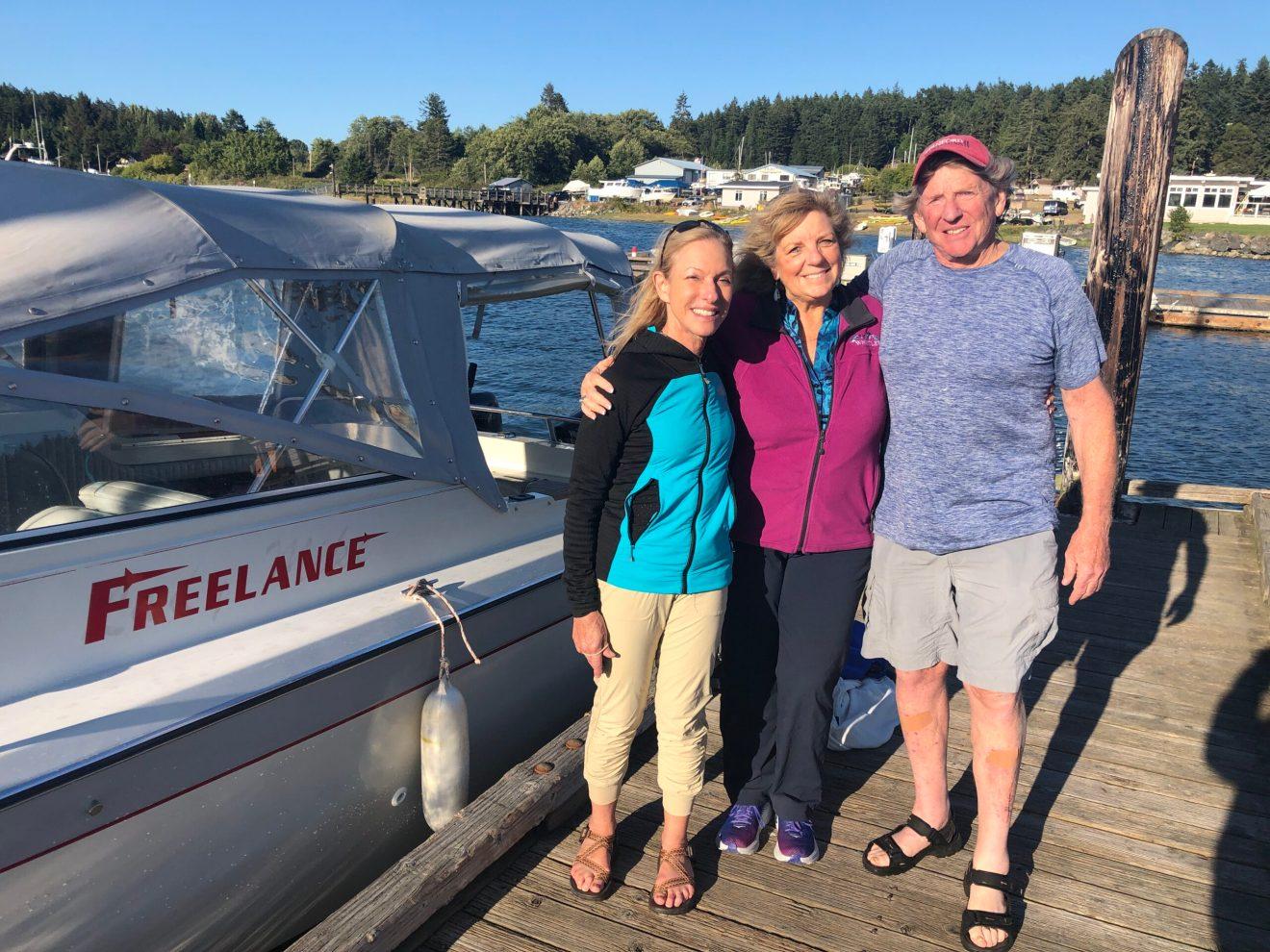 Three OWAC Members' Surprising Meet Up Three States Away