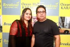 faiza with imran