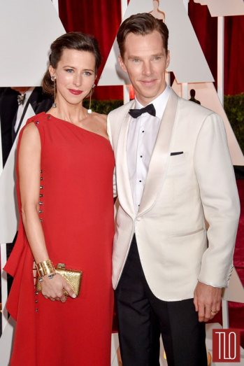Sophie-Hunter-Benedict-Cumberbatch-Oscars-2015-Awards-Red-Carpet-Fashion-Lanvin-Tom-Lorenzo-Site-TLO-2