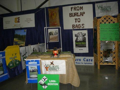 County Fair Booth
