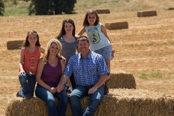 Shelly Boshart Davis Family