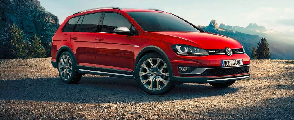 VW Alltrack. Get them while you can! An outstanding SUV great for small family  who needs an all-wheel vehicle.