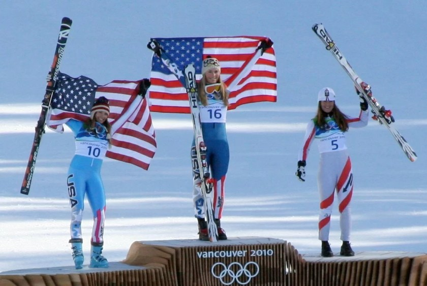 LindseyVonnGoldMedal-1024x686 Day in the Life: Lindsey Vonn