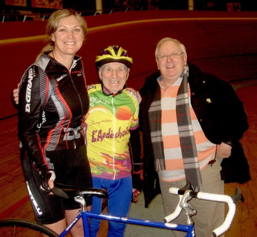 Robert_Marchand Day in the Life: Robert Marchand, Centenarian Cyclist