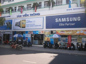 Tan Vien Thong Smartphone = no customer satisfaction