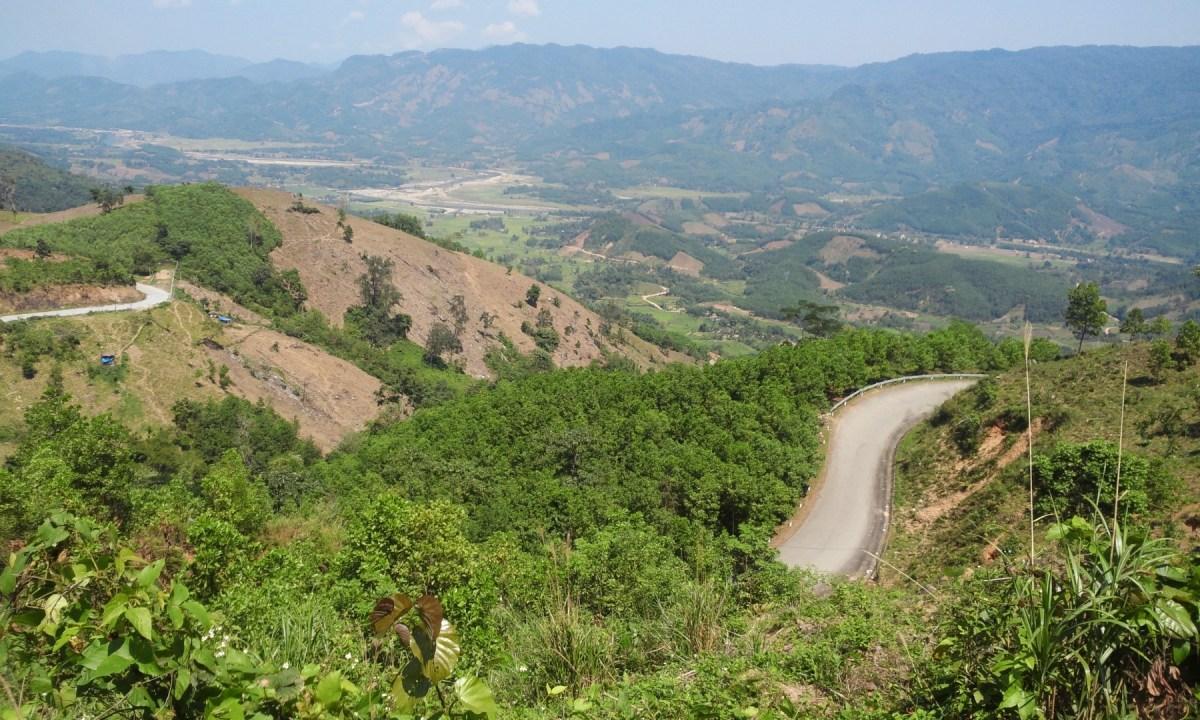 Off the beaten track Vietnam