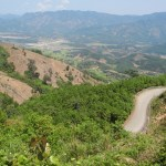 Cruising backroads