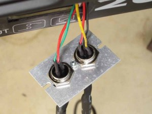 Modifications for Jasic 200A TIG welder and pedal