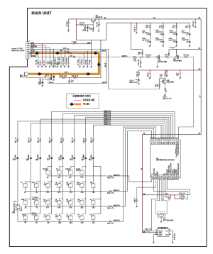 Roger Beep  IC7000  HM151 installation notes