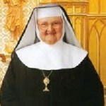 Please pray for the repose of the soul of Mother Mary Angelica