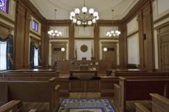 courtroom - self incrimination - dallas private investigator