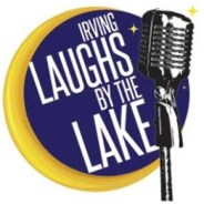 Irving Laughs by the Lake